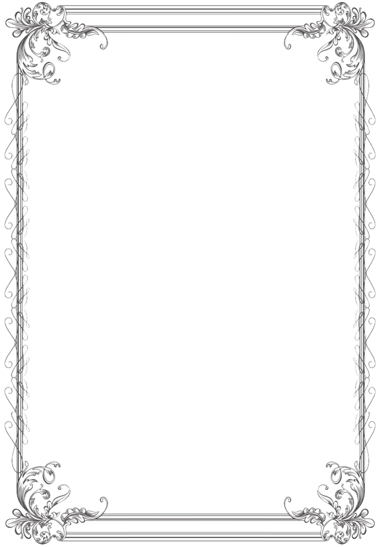 High Resolution Vintage Frame Png Icon image #30402