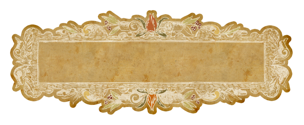 High Resolution Vintage Frame Png Clipart