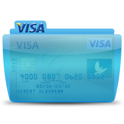 Visa Save Icon Format