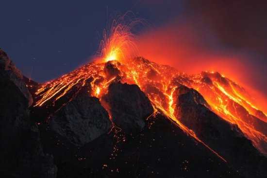 Volcano Pictures image #33646