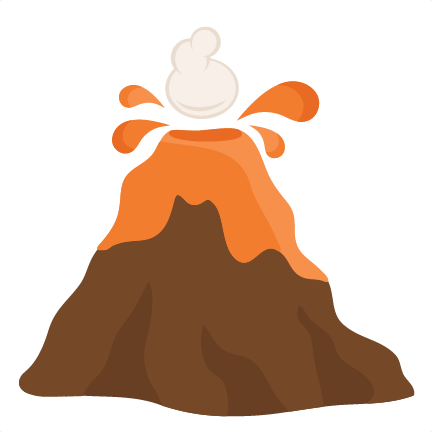 High Resolution Volcano Png Icon image #33658