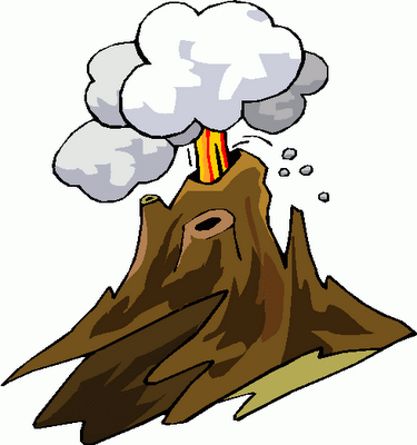 Volcano Png Clipart image #33653