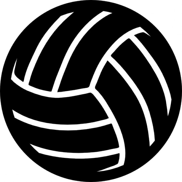 Icon Volleyball Transparent 626x626, Volleyball HD PNG Download