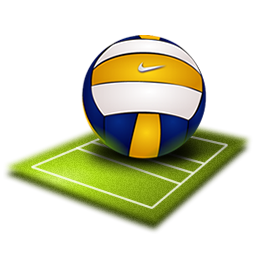 Volleyball Icon Olympic Game
