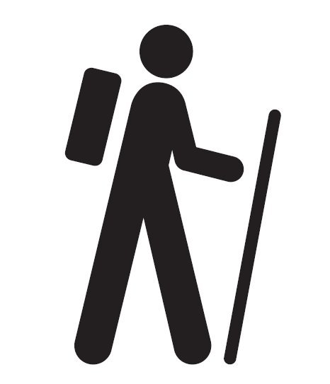 Walking Png Download Icons image #7381