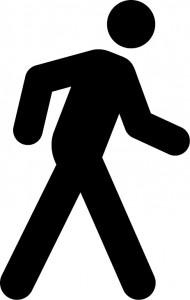 Walking Png Icon
