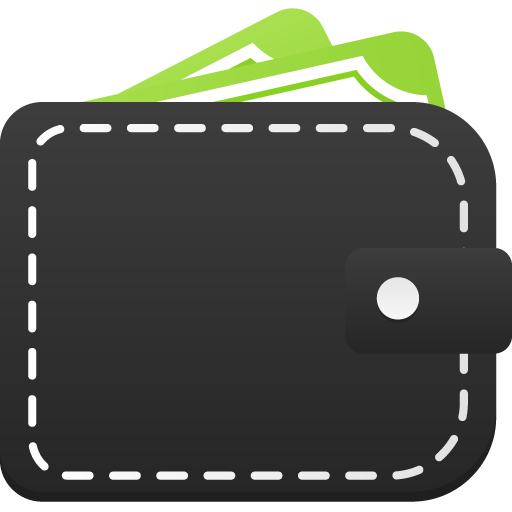 Wallet Icon | Flatastic 4 Iconset | Custom Icon Design image #5985