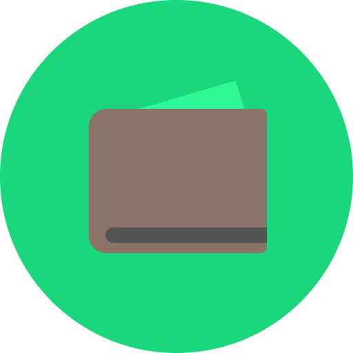 Wallet Png Icon image #42774