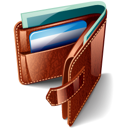 Wallet With Cc PNG image #42766