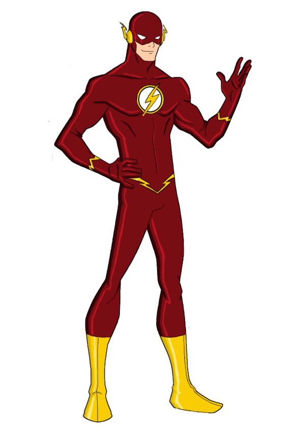 High Resolution Wally West Png Icon