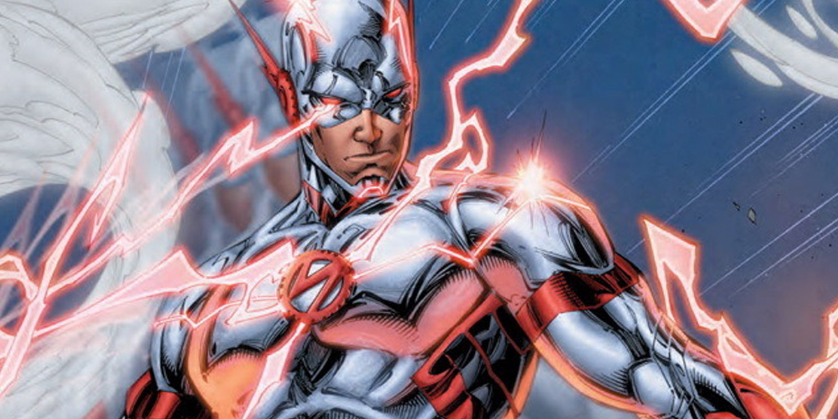 Wally West PNG Image