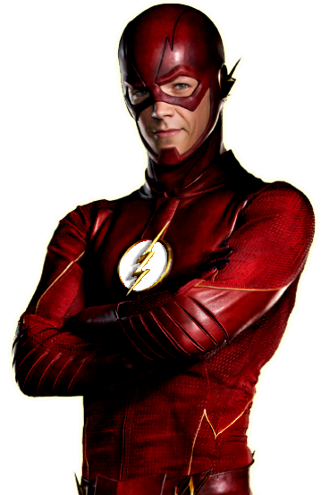 Wally West Background Transparent