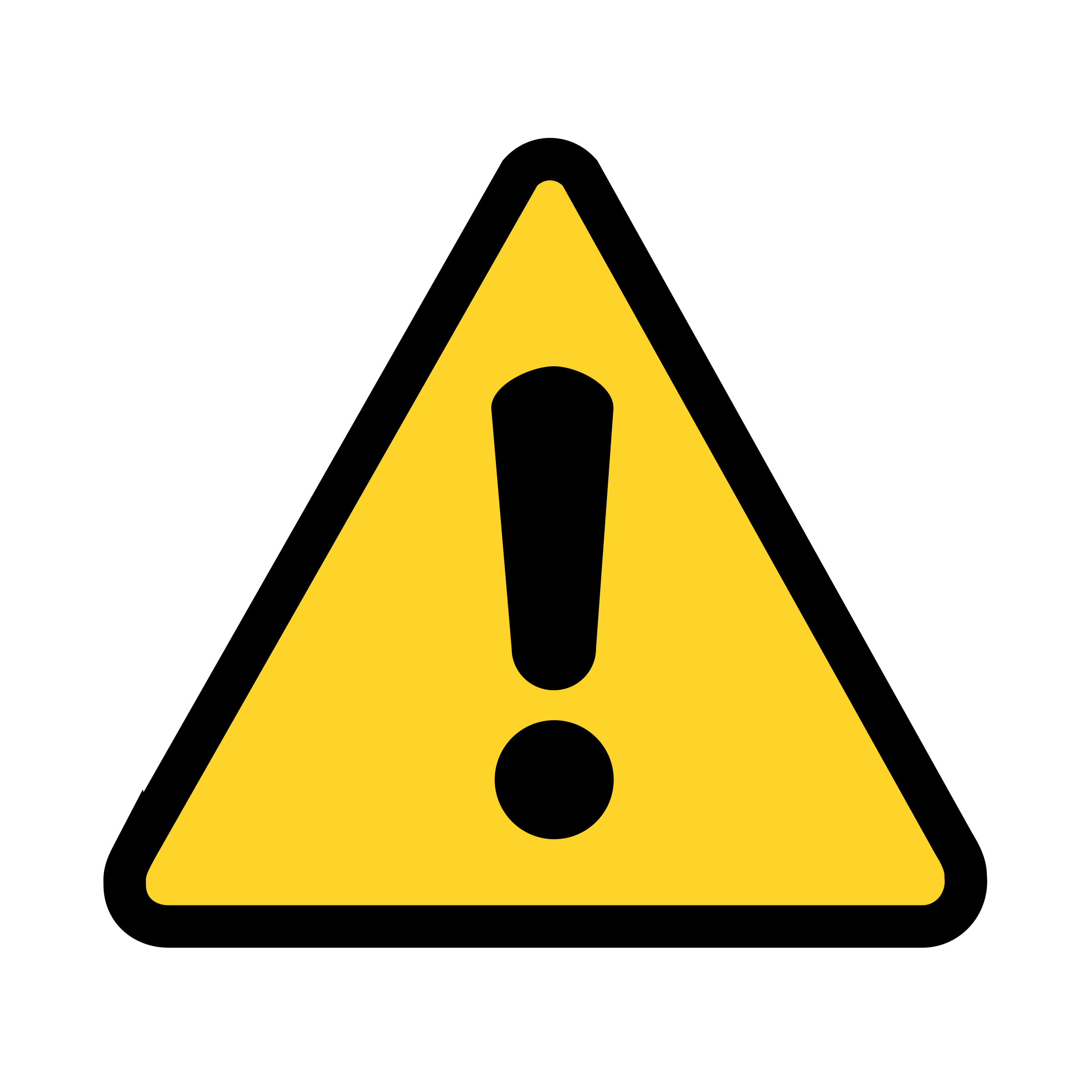 Warning Icons Png Download image #2766