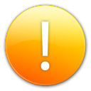 Warning Icons No Attribution 128x128, Warning HD PNG Download