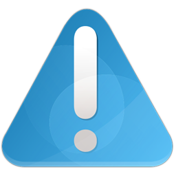 Warning Problem Icon Png image #2763