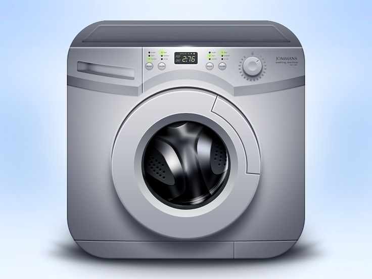 Washing Machine Download Icon Png