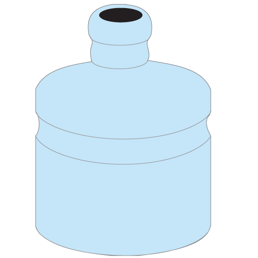 Water Bottle Icon image #39997