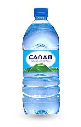 Water Bottle Vector Png image #39998
