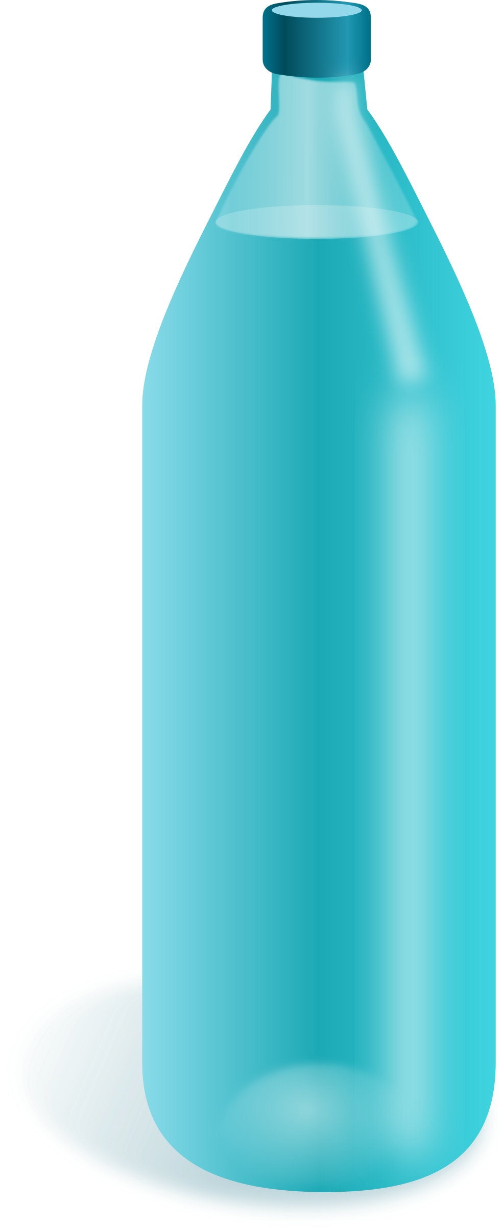 High Resolution Water Bottle Png Icon
