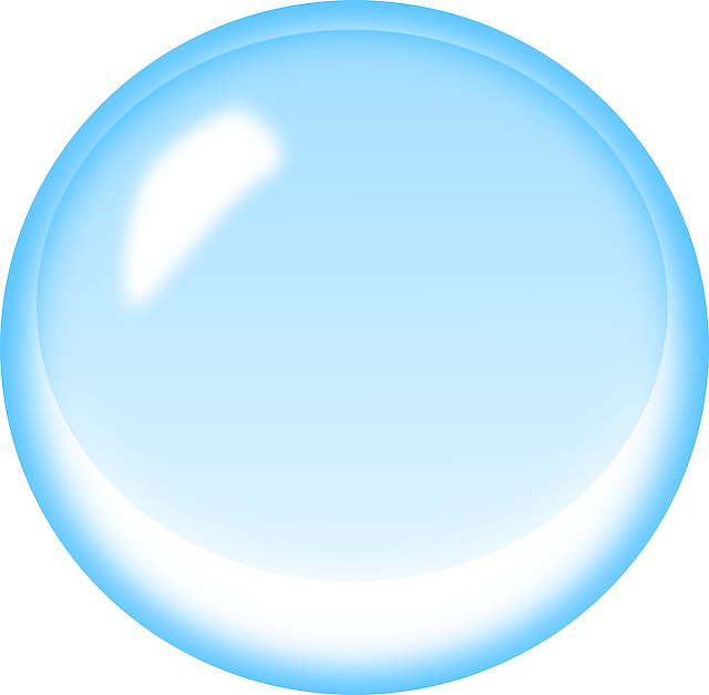 Water Bubble Png image #44336