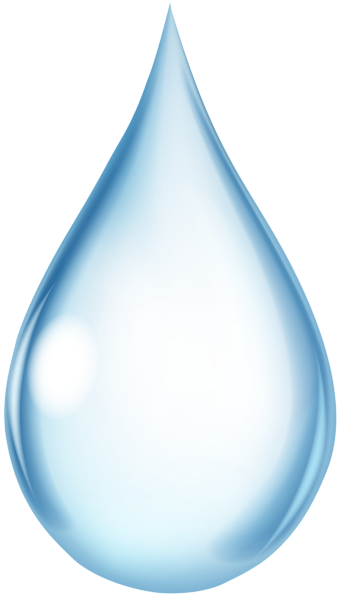 Water Drop Vector Png image #46379