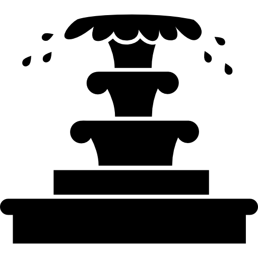 Free Water Fountain Icon
