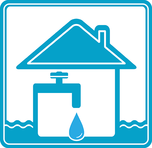 Water Services Size Icon image #27540