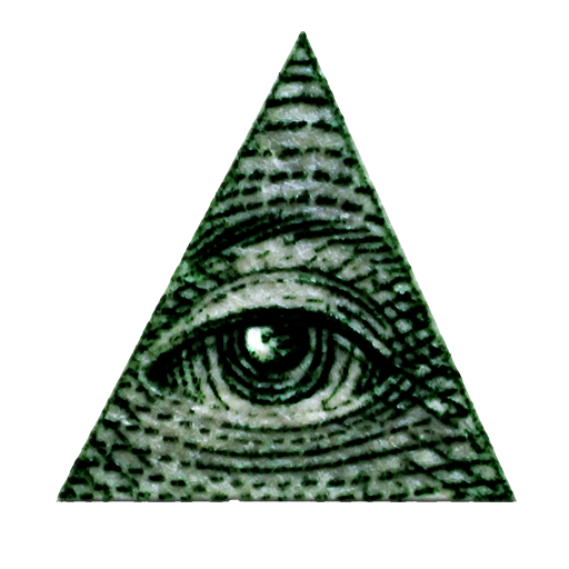 Waving Eyes Illuminati Photo image #47703