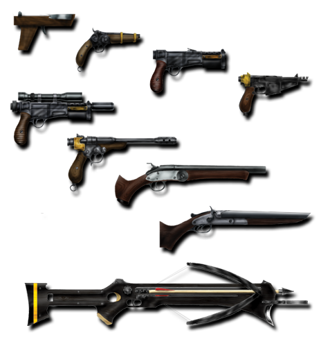 weapons png