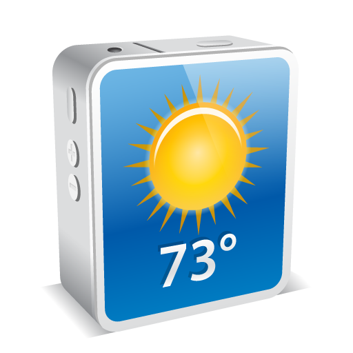 Icon Weather Size