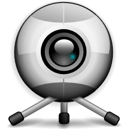 Drawing Web Camera Icon