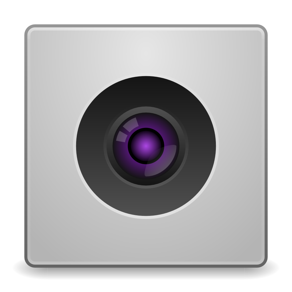 Hd Web Camera Icon