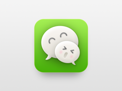 Wechat Icons No Attribution image #12372