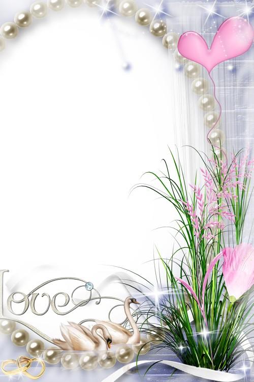 wedding frame png image 35198