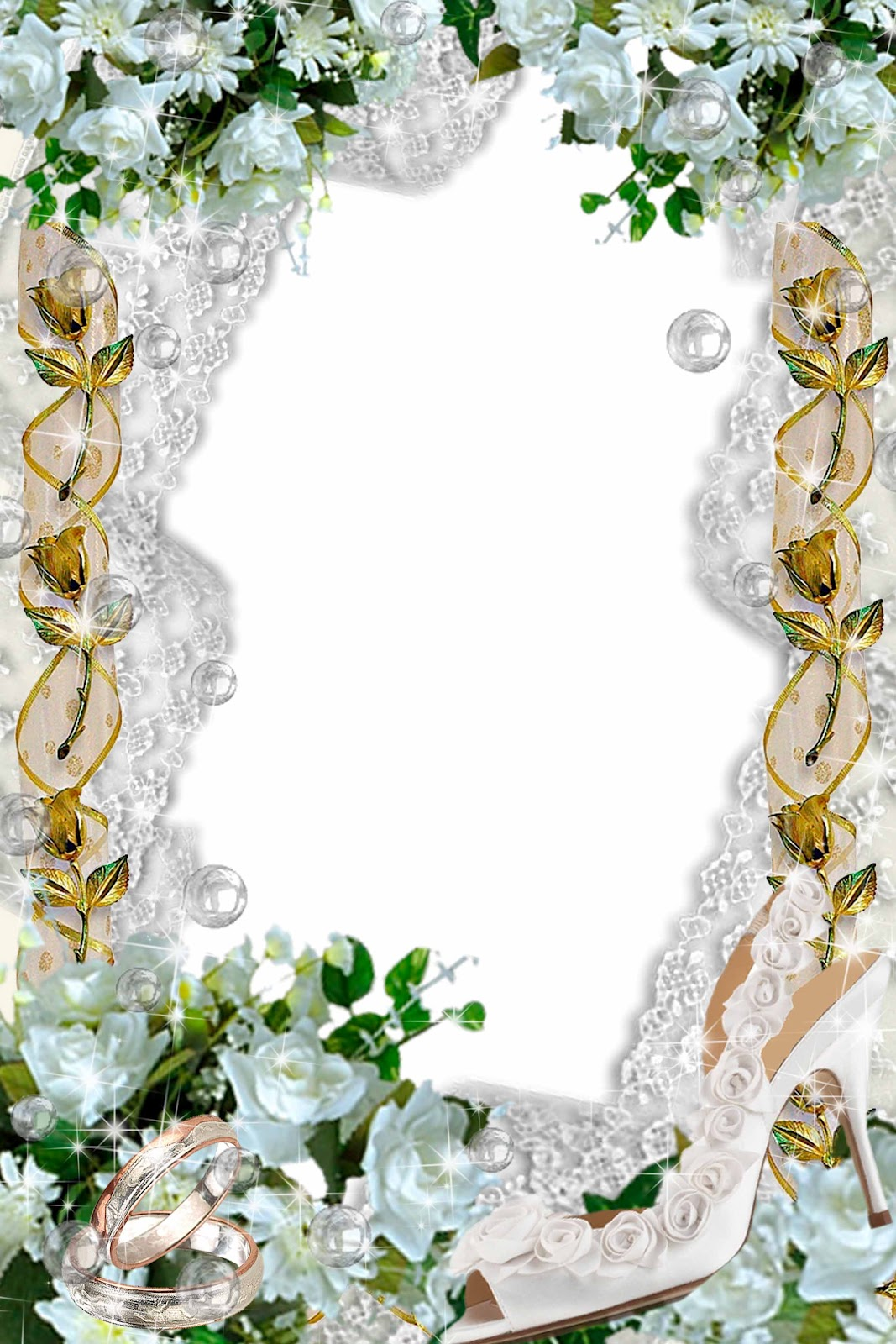 Free Download PNG Wedding Frame #35185 - Free Icons and PNG Backgrounds