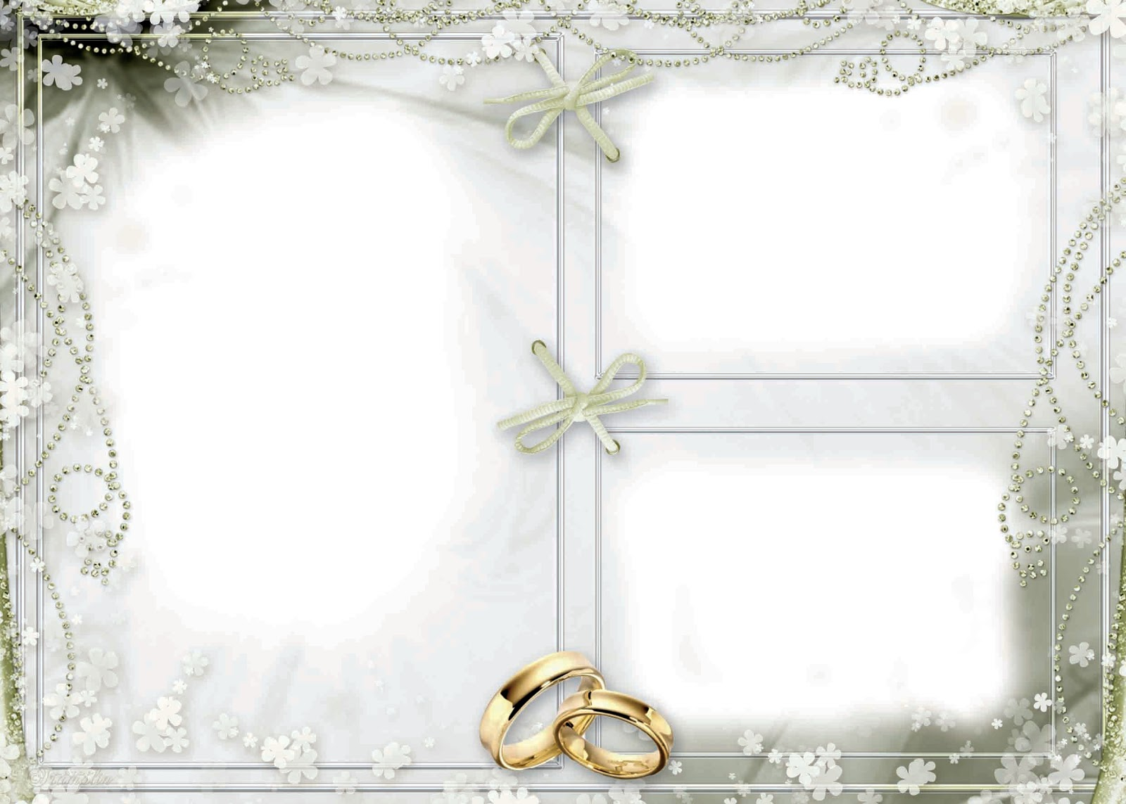 Picture Frame Wedding Invitations: Wedding Frame Transparent PNG Pictures