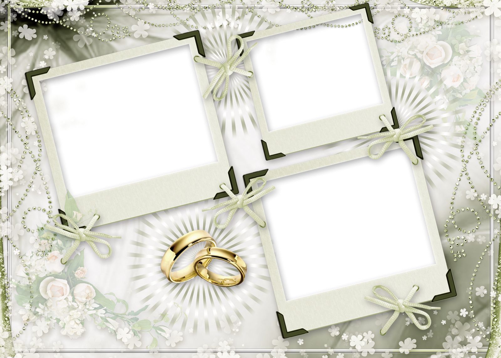Wedding Frame Transparent PNG Pictures - Free Icons and ...