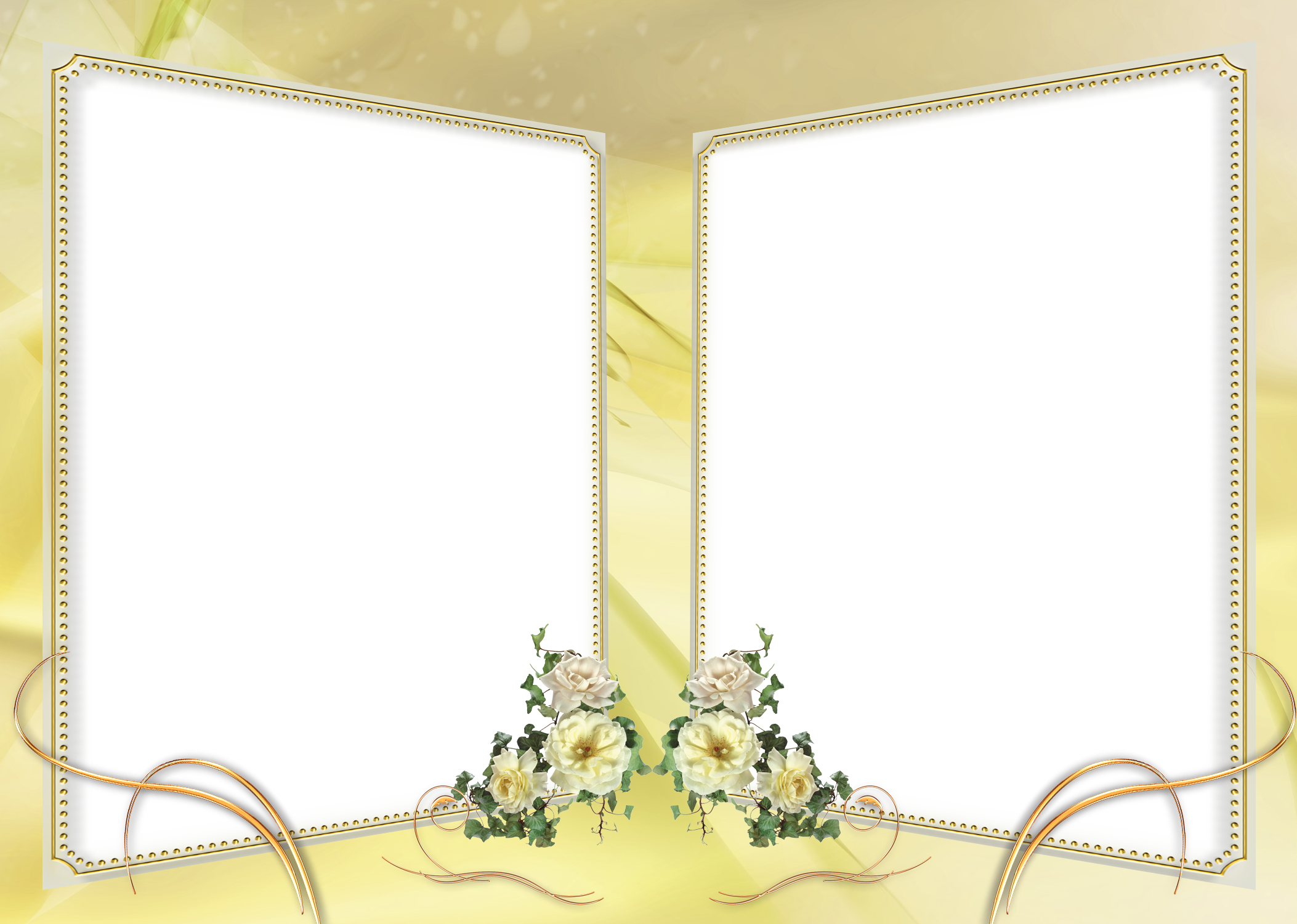 wedding photo frame png image 24588