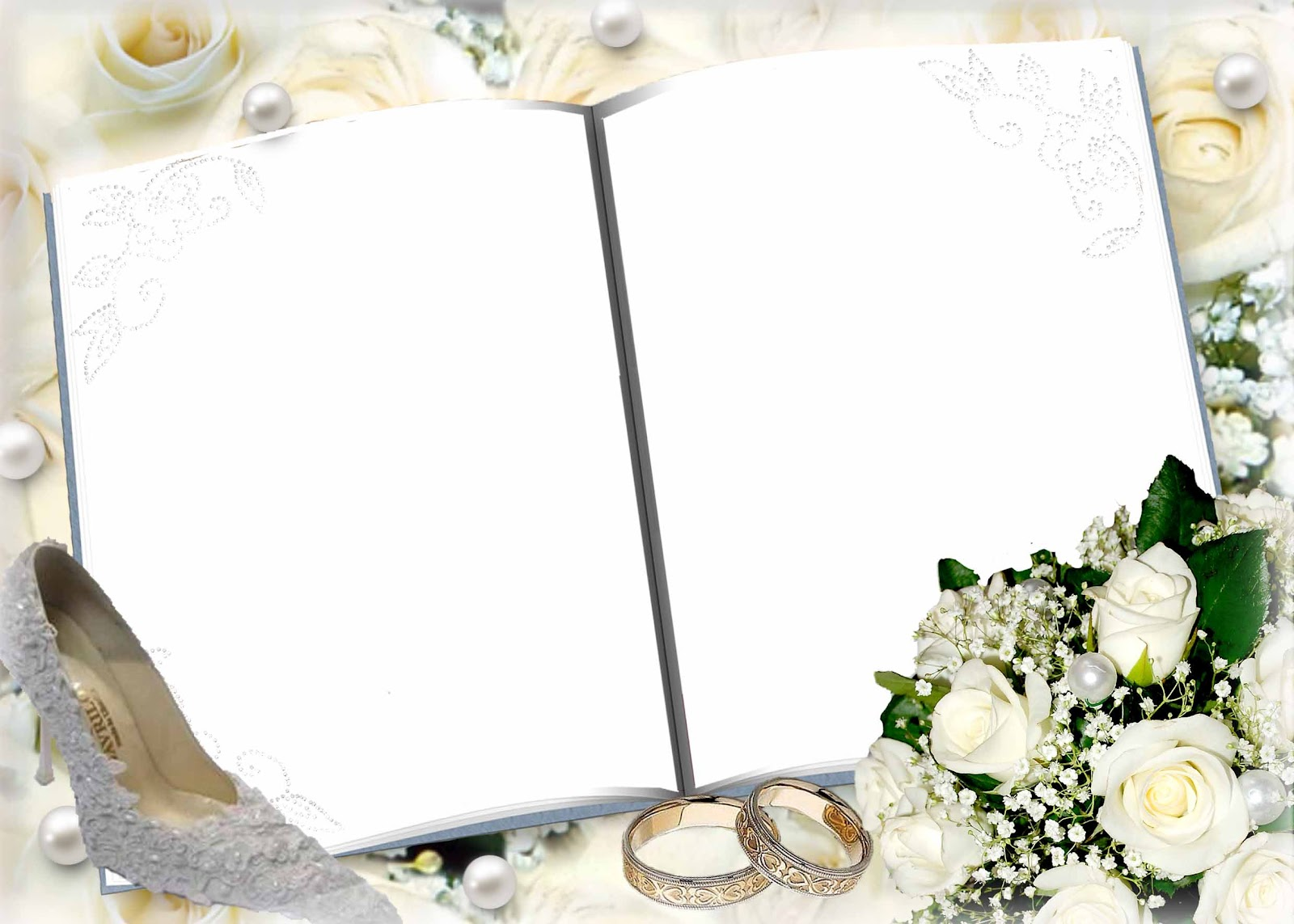 Wedding Frame Transparent PNG Pictures - Free Icons and PNG Backgrounds