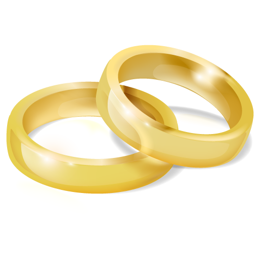 Wedding Ring Icon 45286 Free Icons And Png Backgrounds