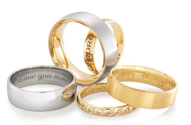 Wedding Rings for marriage Png