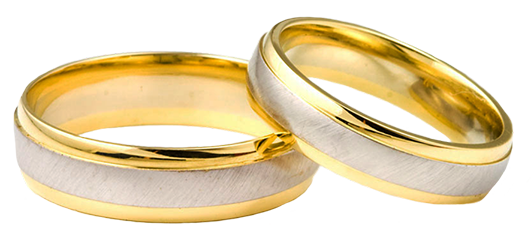 Wedding Rings PNG Pictures image #45292