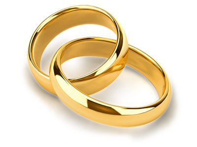 Wedding Rings Transparent Background 45282 Free Icons And Png