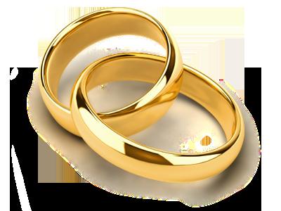 Wedding Rings Transparent Background