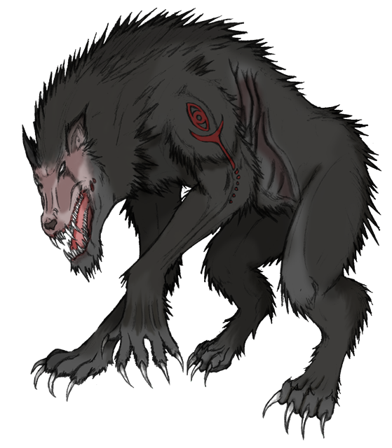 werewolf, the apocalypse, wolf Png Pictures