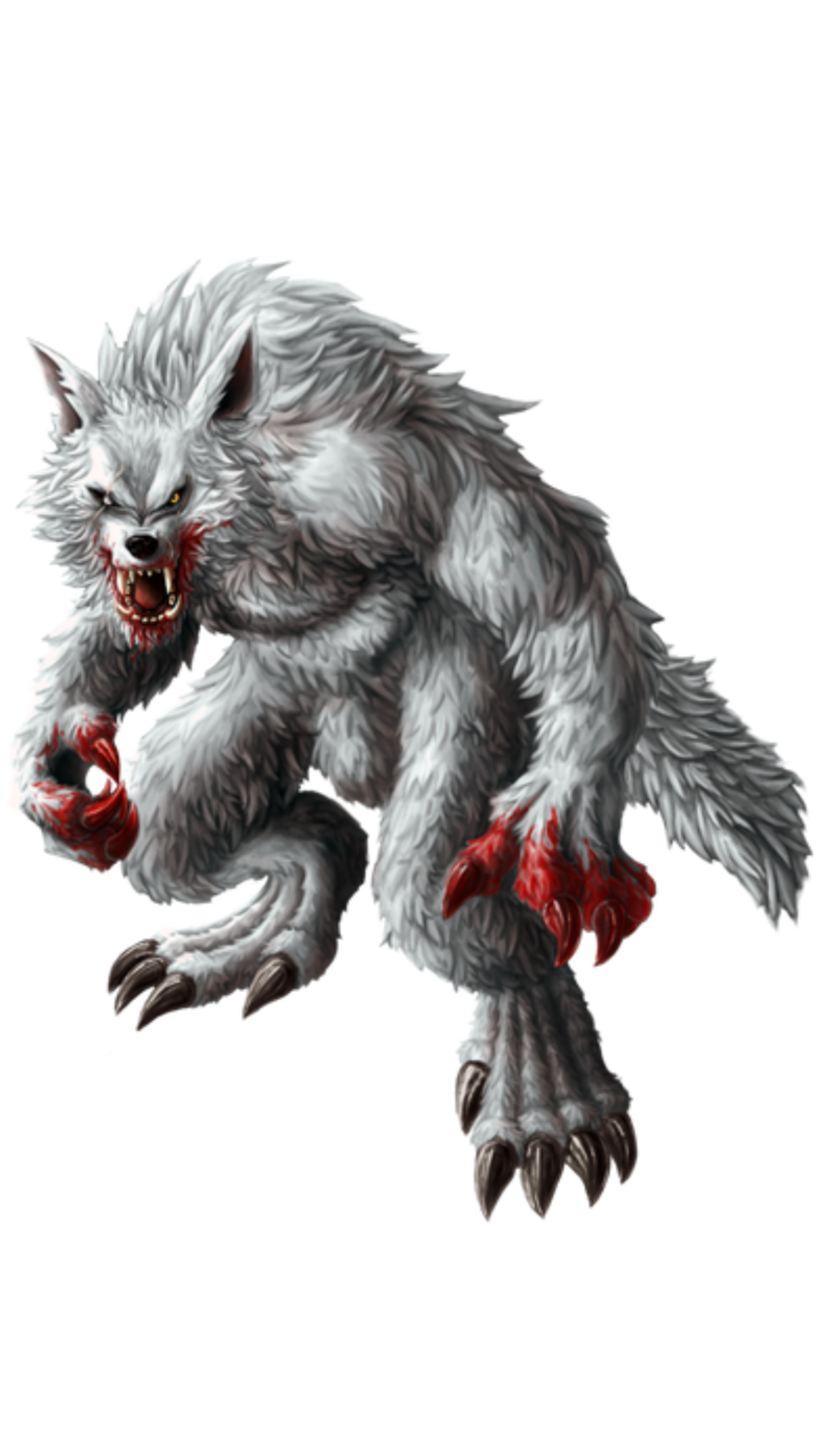 Werewolf Transparent PNG
