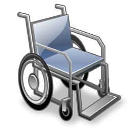 Wheelchair Icon Png Picture image #40981
