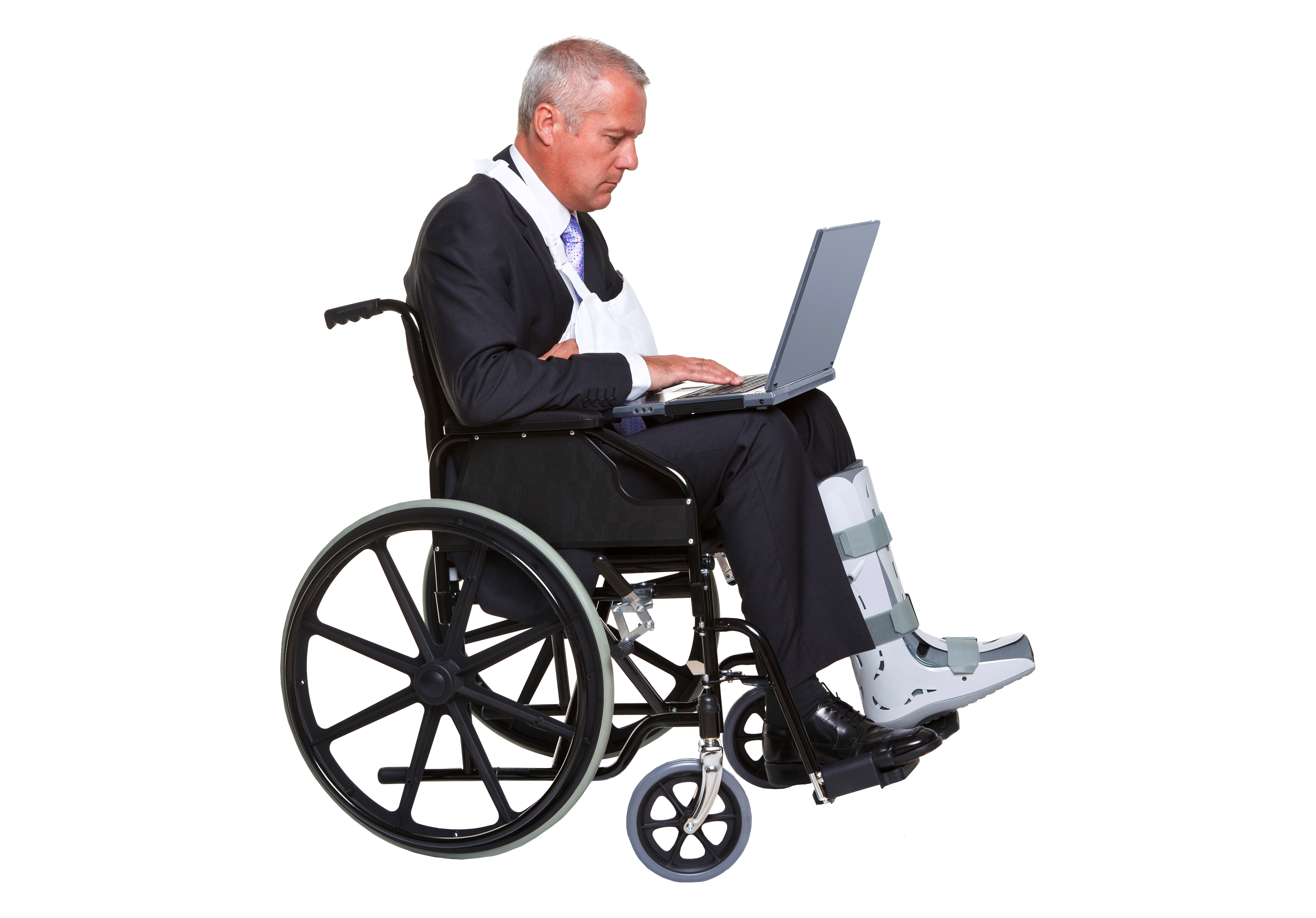 Wheelchair People Png image #40983