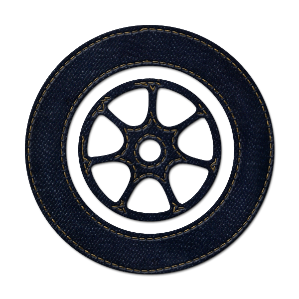 Wheels Vector Png image #31838