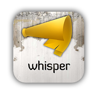 Whisper Icon Png image #37568